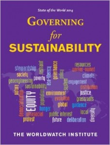 Governing for Susutainability