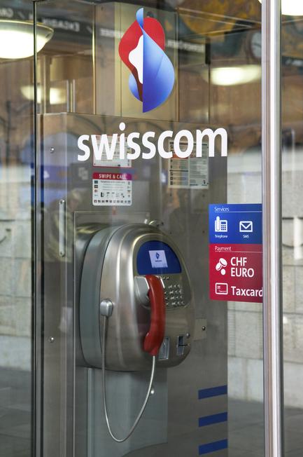 Photo credit: Swisscom