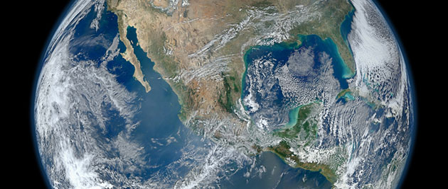 Climate change is the greatest threat to humankind, finds a study from researchers in Sweden and the United Kingdom. (Photo credit: NASA Goddard Space Flight Center)