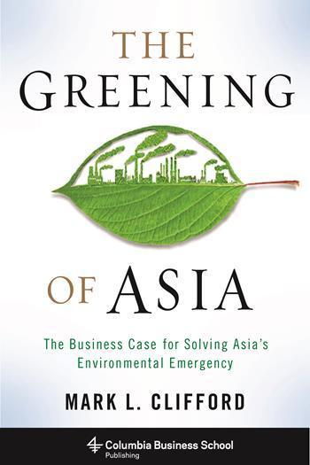 Greening of Asia