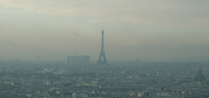 Particulate matter increases the risk of strokes. (Photo credit: D€NNI$, flickr)