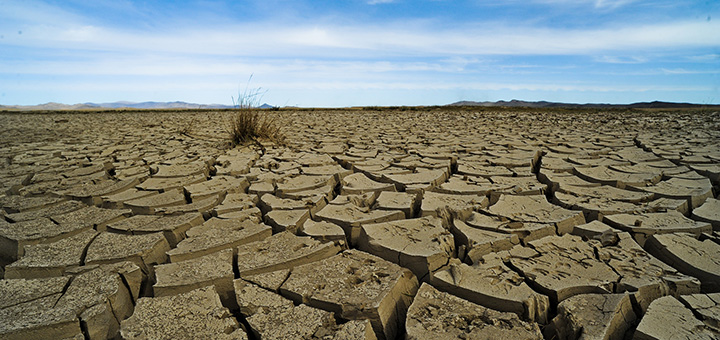 Scientists warn that extreme weather events such as heat waves and droughts are on the rise. (Photo credit: Asian Development Bank, flickr)