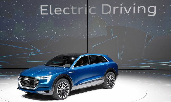 Can the Audi e-tron finally fulfill the electric dream?