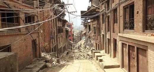 160425 Nepal earthquake