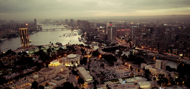 Cairo is already suffering from poor air pollution caused by burning coal. Now the Egyptian government is planning to build even more coal-fired power plants. (Image credit: Ville Miettinen, flickr/Creative Commons)