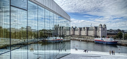 Norway is on track to becoming a role model for Europe and beyond with its pledge to become climate neutral by 2030. (Image credit: Bent Tranberg)